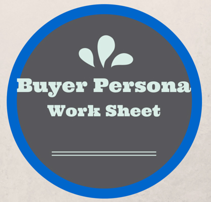 Thank you – Do you know who your buyer persona is?