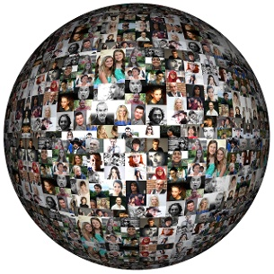 social_media_faces_on_globe