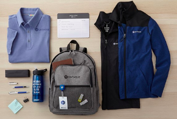 What goes into a new hire kit