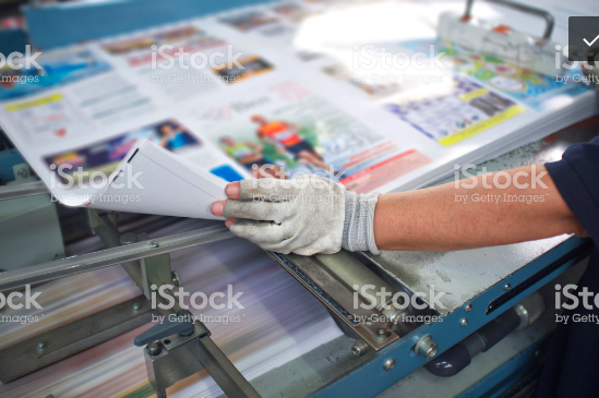 Trade Printing Process