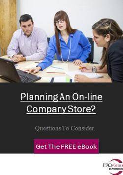 Planning An On-Line Company Store? Questions to consider